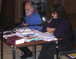 Jean-Pierre Molina et Corinne Lanoir