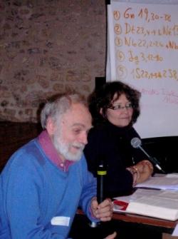 Session biblique février 2007