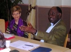 Session biblique Janvier 2008