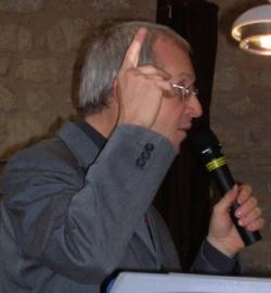 Le conférencier, Thomas Römer