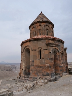 L'Église Saint-Grégoire de Gagkashen