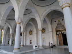 La Mosquée Melike Hatun