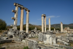 Le temple d'Aphrodite