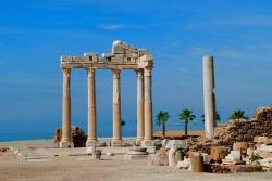 Temple d'Apollon (photo du Net)