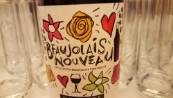 Soirée Beaujolais nouveau au Palais de France