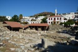 Le Mausolée d'Halicarnasse à Bodrum