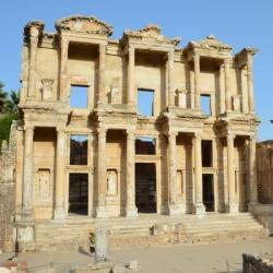 Ephèse, l'antique flamboyante