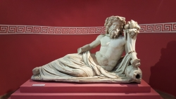 Kaistros, le Dieu fleuve
