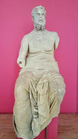 L'Homère de Claros (période classique)