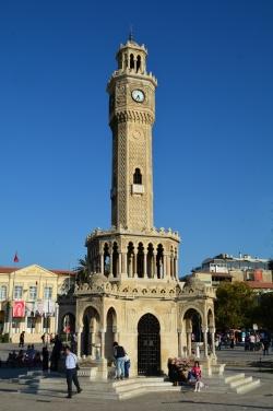 Izmir, Place de L'Horloge
