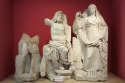 Demeter, Poseidon et Artemis