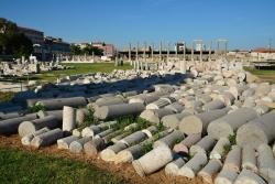 Izmir, Agora Open Air Museum