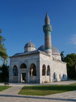 La Mosquée Verte