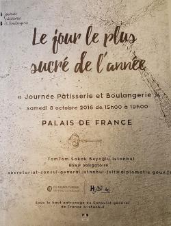 Palais de France, 8 octobre 2016