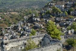 Le village abandonné de Kayaköy