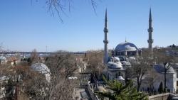 Mosquée Sultan Eyüp
