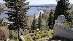 Le cimetière d'Eyüp