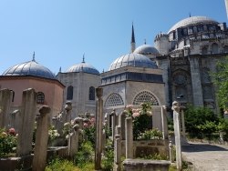 La Mosquée Şehzade Mehmet