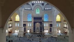 La Mosquée de Çamlıca