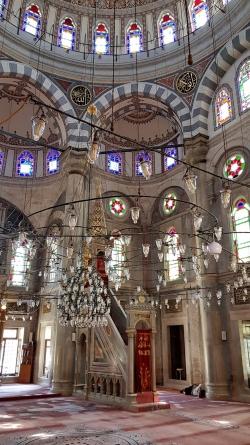 La Mosquée Laleli