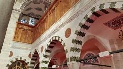 La mosquée Mihrimah Sultan d'Edirnekapı