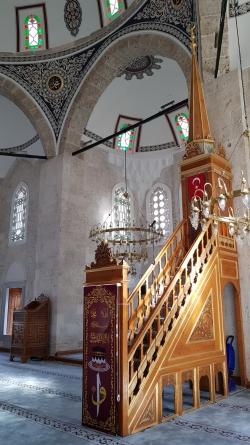 La Mosquée Molla Çelebi