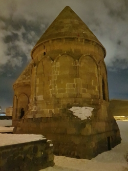 Erzurum By Night