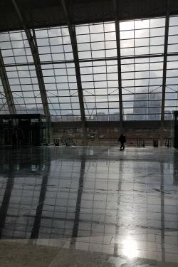 La gare d'Ankara