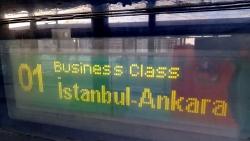 La LGV Ankara-Istanbul (ligne à grande vitesse)
