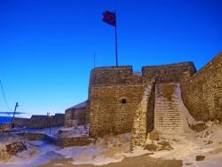 Kars, la Citadelle