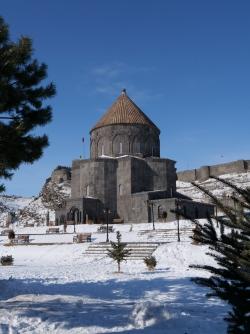 L'Église des Saints-Apôtres à Kars