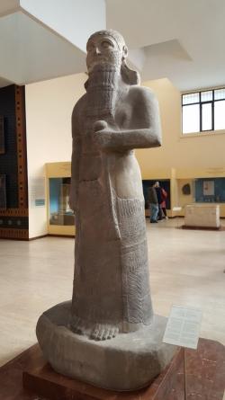 Salmanazar III, Assur, 858-824 av JC