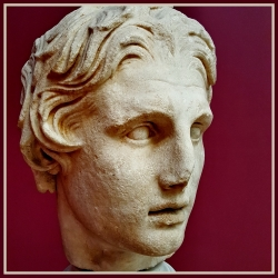 Alexandre le Grand, Pergame, 2e siécle av JC