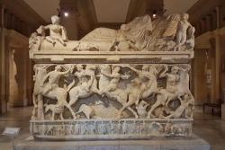 Le Sarcophage de Sidamara