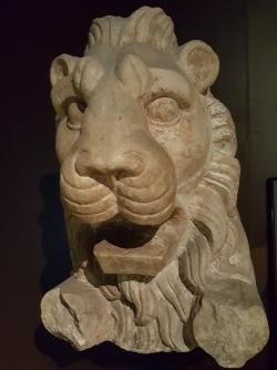 Lion du Temple de Baalbek