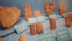 Tablettes cunéiformes sumériennes