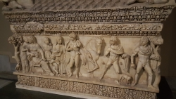 Sarcophage, Tripoli, 2e siècle