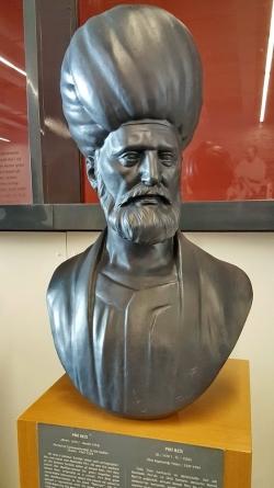 Buste de Piri Reis
