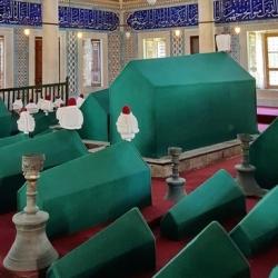Les Mausolées des Sultans à Sainte-Sophie