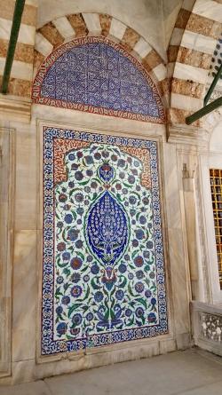 Les tombeaux des Sultans