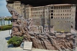 Le Monastère de Sumela, vers Trabzon