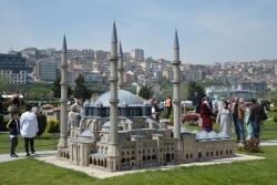 Mosquée Selimiye à Edirne