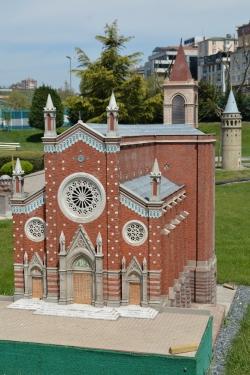 Eglise Saint Antoine de Padoue à Istanbul