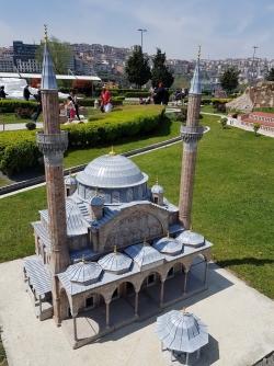 Mosquée Muradiye à Manisa