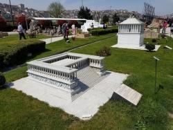 Le grand autel de Zeus à Pergame