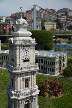 Tour de l'Horloge de Dolmabahçe