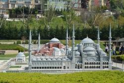 La Mosquée Bleue et Sainte-Sophie