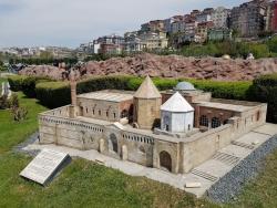 Mosquée Alaaddin à Konya