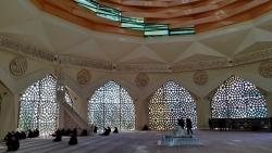 La mosquée de l'Université de Marmara