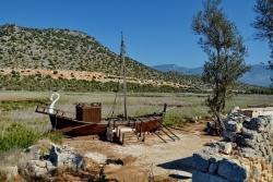 Andriake, l'antique port de Myre